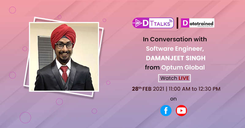 In conversation with Software Engineer, Damanjeet Singh from Optum Global