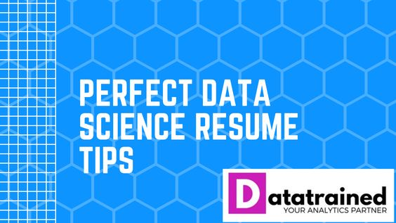 Perfect Data Science Resume Tips