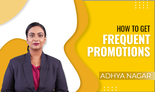 How to get Frequent Promotions
