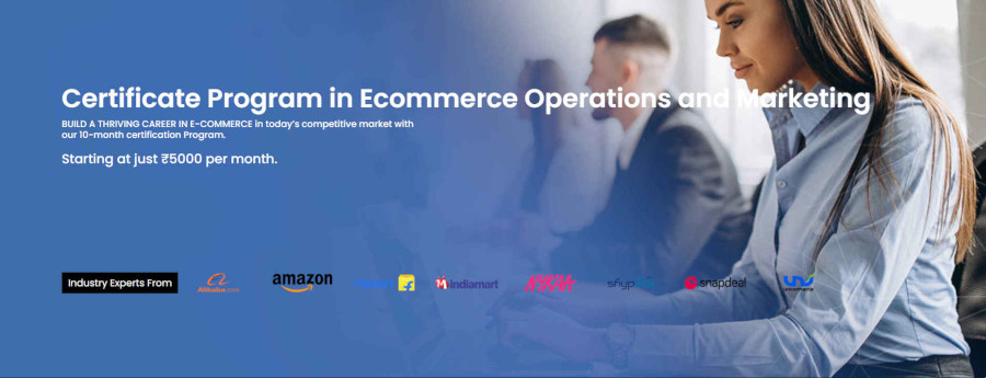 Certificate Program in Ecommerce Operations and Marketing