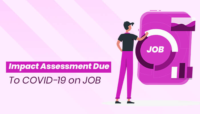 Impact Assessment Due to Covid-19 on Job