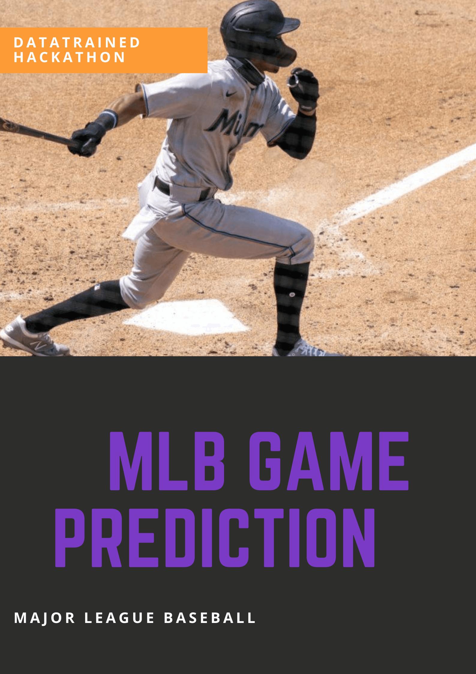 Major League Baseball Game Prediction