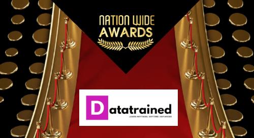 Datatrained - Best Emerging Edutech Company 2020