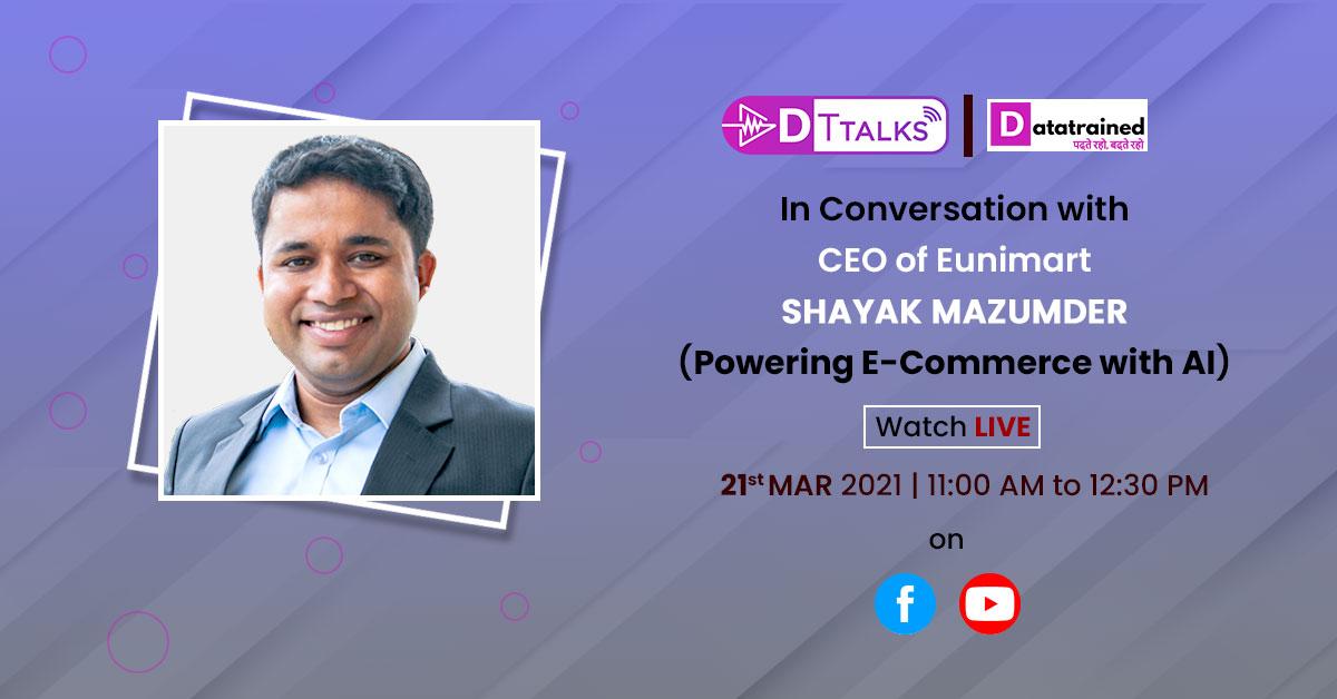 In Conversation with CEO, Shayak Mazumder from Enuimart!
